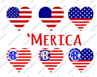 America flag svg file, American flag vector, USA flag svg, American flag cut file, American flag cricut, American flag clipart dxf, png