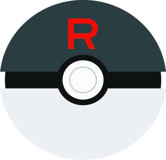 pokemon ball svg pokemon go vector pokemon ball etsy
