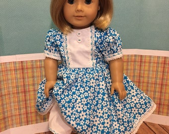 Dress and slip for 18 inch doll like American Girl