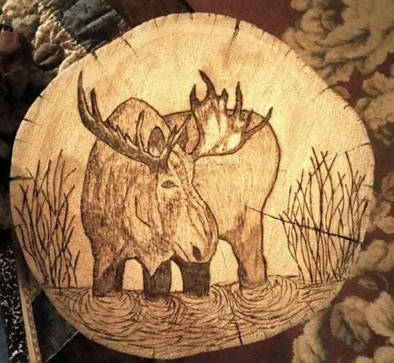 Pyrography Wood Burning Etsy