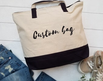 Image result for Custom Printed Tote Bags