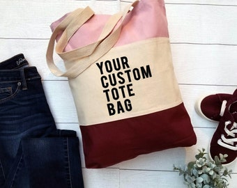 55983461e3 Custom tote bag