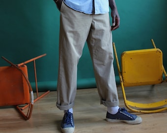Chino pants Dockers beige / HPAN17-2