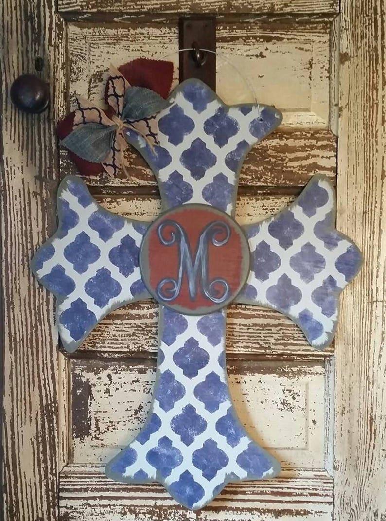 Cross Door Hangers