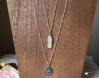 Zodiac Two Tier necklace
