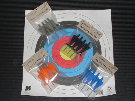 Bullseye Target Pins - Archery Target Pins