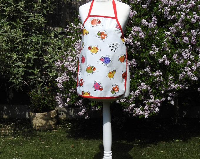 Childs waterproof apron