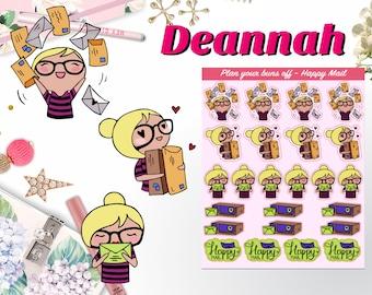 Deannah - Happy Mail