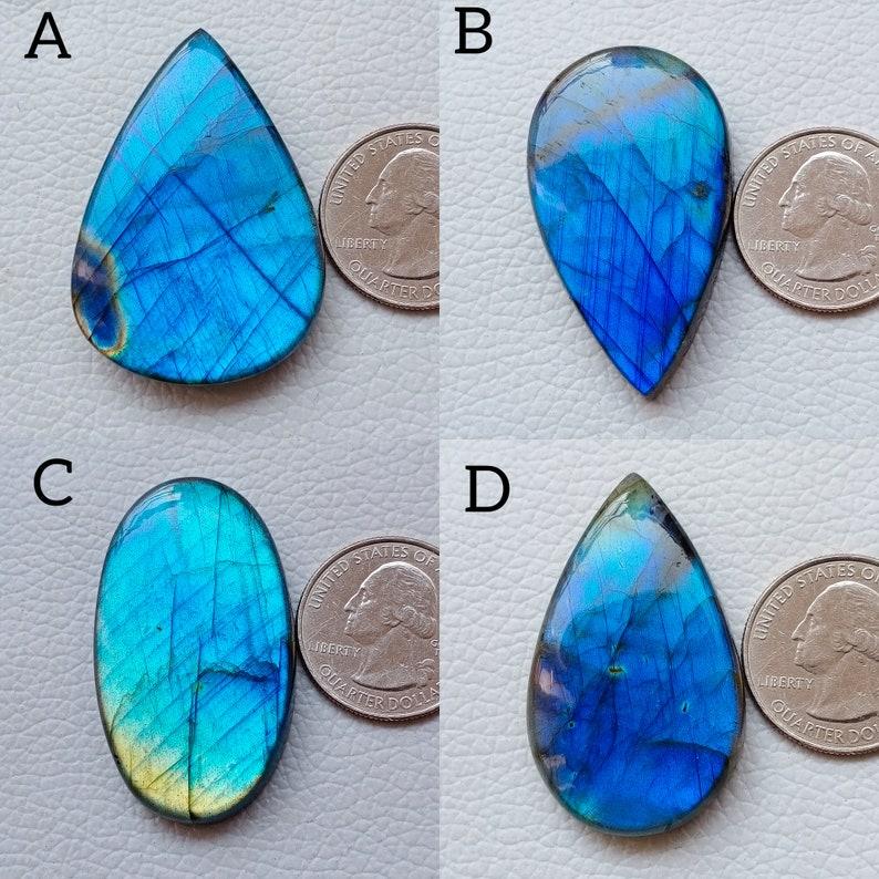 Blue Labradorite Labradorite Blue Flashy Labradorite Jewelry Labradorite Cabochon Natural Labradorite