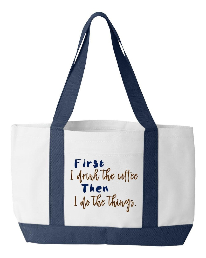 All the Things Tote Bag
