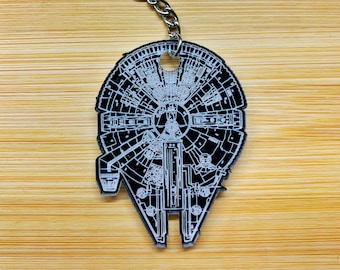 Star wars medallion | Etsy