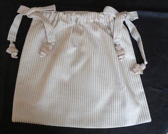 Bridal Bag, Wedding Gift Bag, Bag for Bride, Gift Bag, Reusable Gift Bag, Bridesmaid Bag, Fabric Gift Bag
