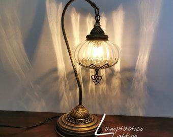 Unique Table Lamps Etsy
