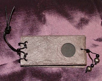Slate Jotter/Notebook by Torgoyle Art Ology