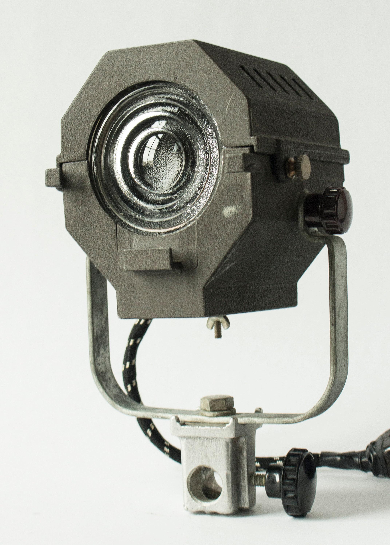 Vintage Colortran Film Spotlight Stage Light Theatre