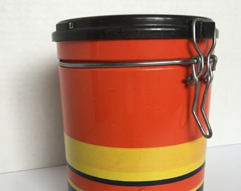 Denmark IRA Airtight Metal Container