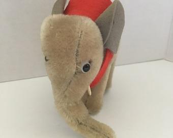 Steiff Tiny Mohair Elephant