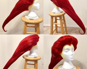Team Rocket Jessie Cosplay Wig