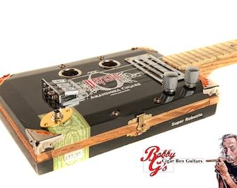 Defcon 3 string electric 3 string guitar