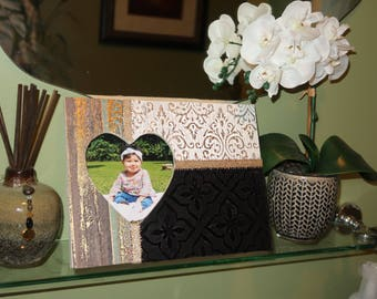Picture Frame Ribbon Etsy