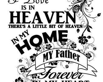 i miss my dad etsy