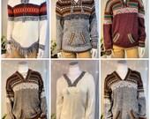 Alpaca Hooded Sweaters