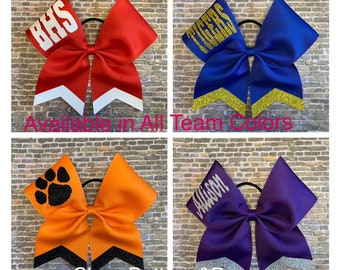 Cheer Buttons And Bows