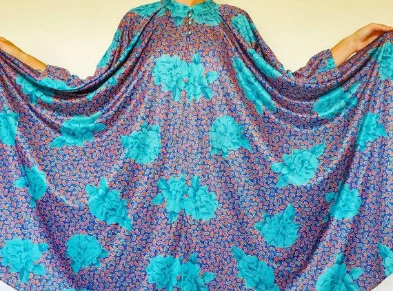 Hippie Dress - Vintage Hippie Dress - Festival Hip