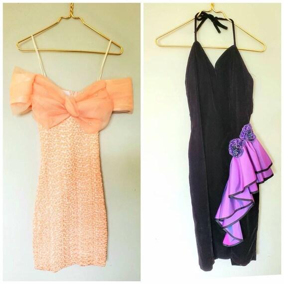 Vintage Party Dresses Size m