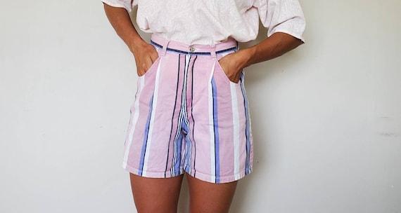 Pink Jean High Waist Shorts Size 9 | Pink Shorts P