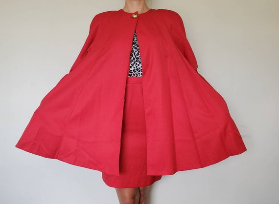 Vintage Set - Vintage 2 Piece - Vintage skirt and