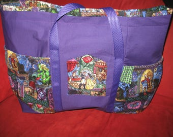 Disney's Beauty and the Beast Large Tote