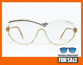 068eb20a5e70 Vintage eyeglasses Cazal 162 col. 177 made in West Germany from  80s