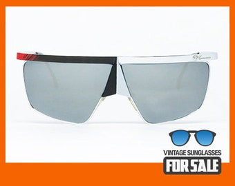 4043d74646516 RARE vintage sunglasses Casanova FC10 col. 04 made in Italy from  80s