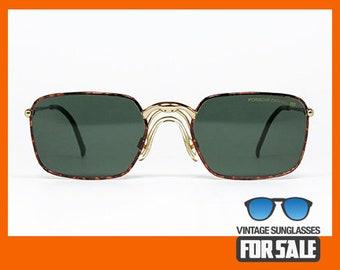 d44e837aec0a Ultra zeldzame vintage zonnebril PORSCHE DESIGN door CARRERA 5642 kolonel  42 oorspronkelijke gemaakt in Oostenrijk 1994