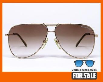 59a62d7382 Vintage sunglasses Nikon NK4900 original made in Japan 1989