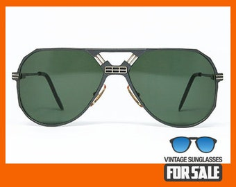 918baca8a3 Vintage sunglasses Ferrari F-23 col. 701 FULL SET made in Italy from '90s