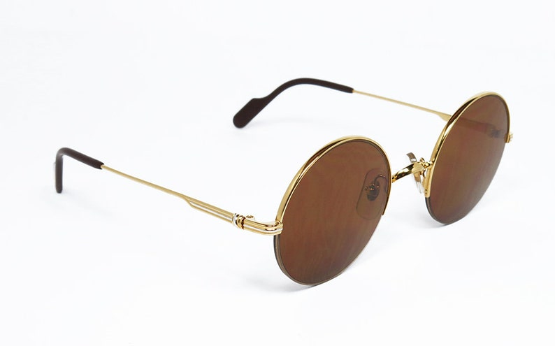 414ad61ef2 AMAZING vintage sunglasses Cartier MAYFAIR made in France 1993