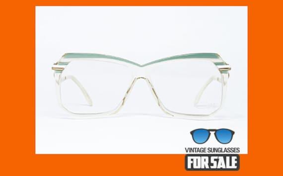 f4cfbf2d9be1 Vintage eyeglasses Cazal 181 col. 240 made in West Germany