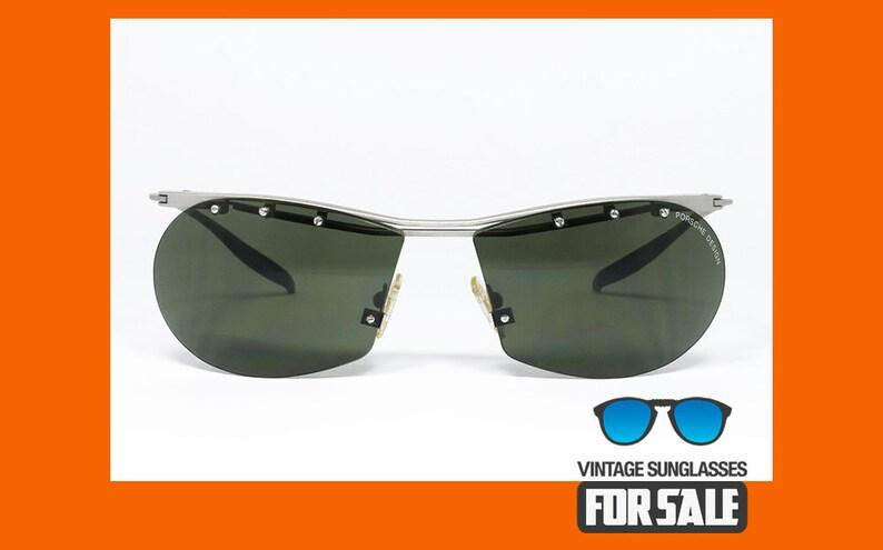 b0ba69eecb4be Vintage sunglasses PORSCHE DESIGN P0082 Anti-reflective made