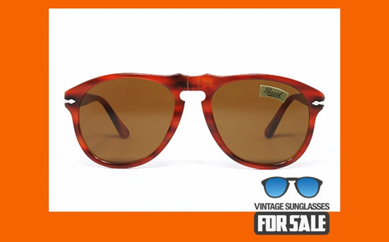 226fd071a38 Vintage sunglasses Persol 649 5A col. 97 original made in