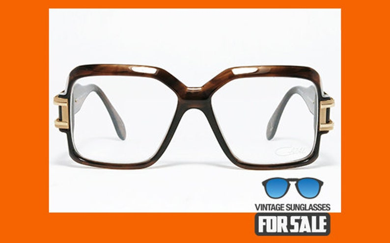 27ecc0e35ec2 Vintage eyeglasses Cazal 623 col. 80-97 made in West Germany