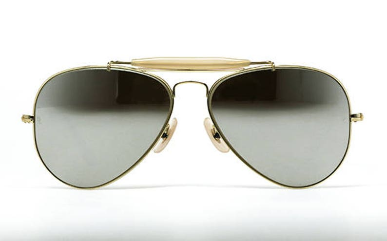 c5cfce0111 Vintage sunglasses Ray Ban Outdoorsman Mirror Bausch   Lomb
