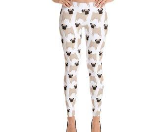 Pug Leggings
