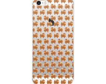 Pomeranian iPhone Case