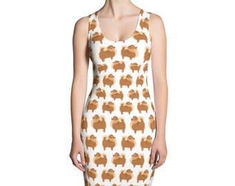 Pomeranian Dress