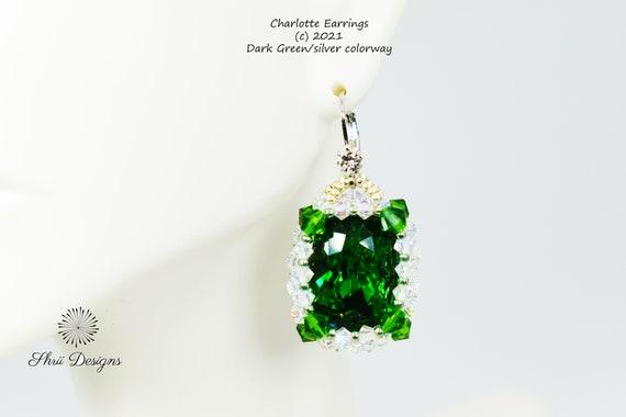 Charlotte Earrings Tutorial