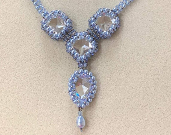 Galadriel Necklace Series Tutorial