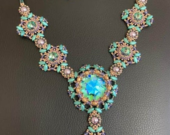 Atlantis Necklace Tutorial