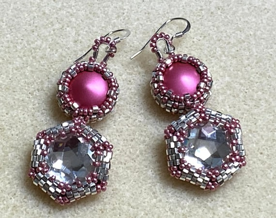 Honey Berry Earrings Tutorial